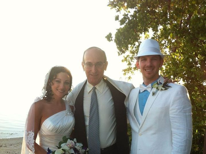 Tmx 1425868450111 Wp48 This Beautiful Bride And Groom Had Their Cere Miami, FL wedding officiant
