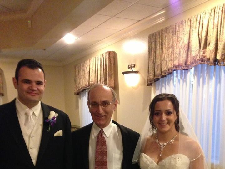 Tmx 1425868488983 Wp43 A Beautiful Bride And Groom With Rabbi David. Miami, FL wedding officiant