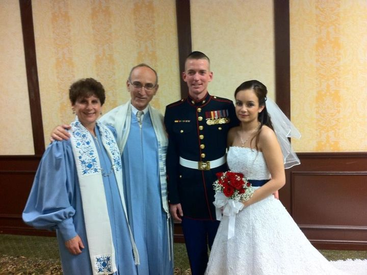 Tmx 1425868533908 Wp27 Cantor Lee  Rabbi David Are Honored To Offici Miami, FL wedding officiant