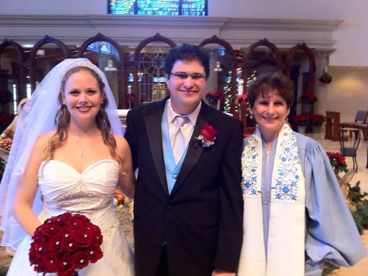 Tmx 1425868619352 Wp 29 Cantor Lee Is Honored To Officate The Weddin Miami, FL wedding officiant