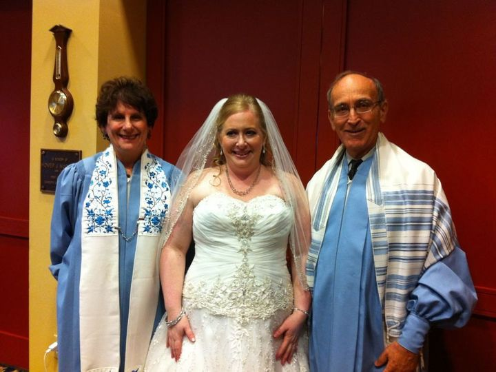 Tmx 1425868646499 Wp 31 Cantor Lee And Rabbi David With A Beautiful  Miami, FL wedding officiant