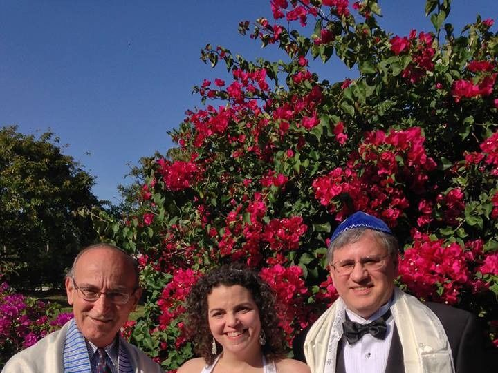 Tmx 1425868867478 Wp 50 Mazel Tov To A Beautiful Couple Wendy And Ro Miami, FL wedding officiant