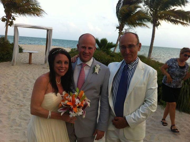Tmx 1425868883096 Wp 51 A Beautiful Beach Wedding In Islamorada Maze Miami, FL wedding officiant