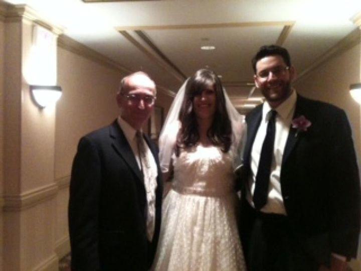 Tmx 1425869389101 Wp6 Rabbi David With Bride Laura And Groom Jonatha Miami, FL wedding officiant