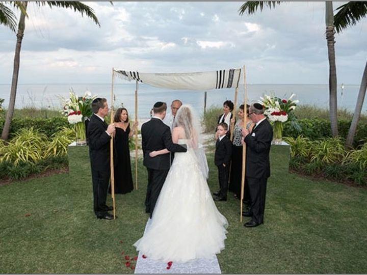Tmx Tallit Chuppah Outside 51 116895 160890631144200 Miami, FL wedding officiant