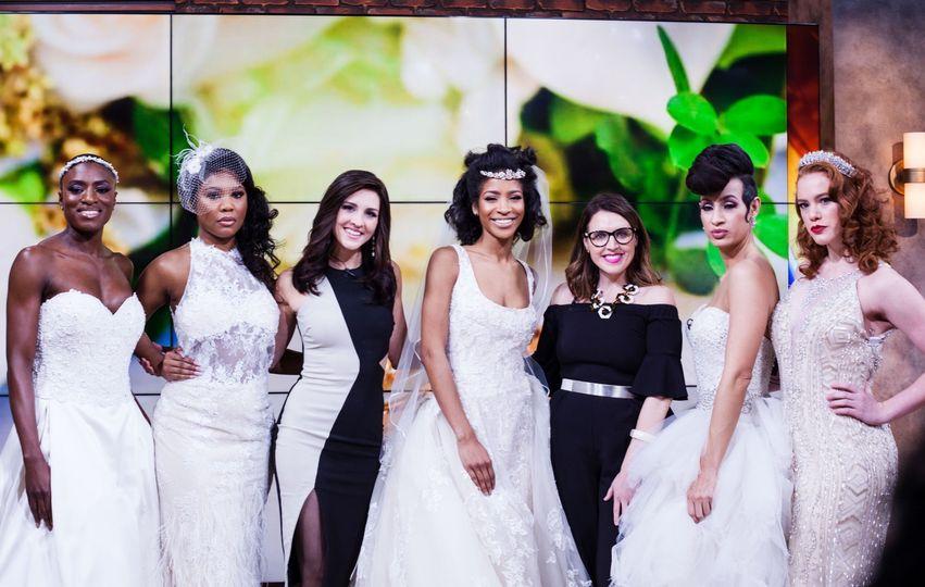 Bridal media on Fox5DC