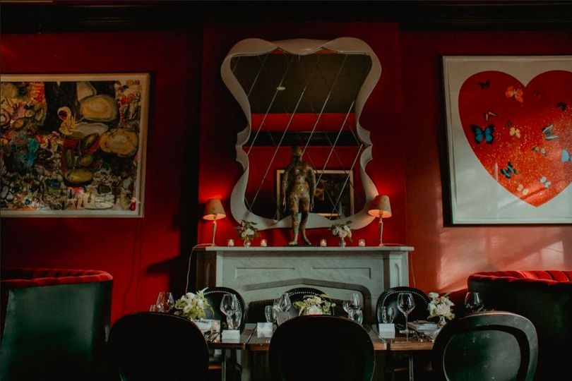 Lightner - Hirst Art Club Room
