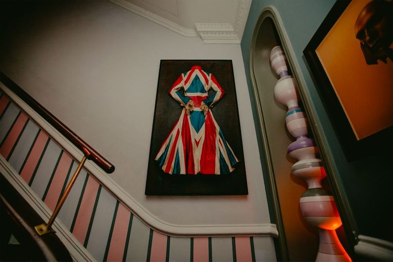 Wall art - Stairwell