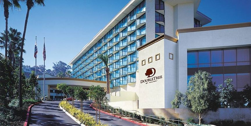 Doubletree By Hilton San Diego Hotel Circle Venue