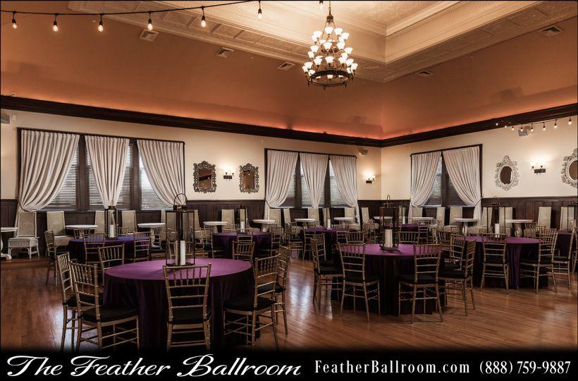 The Feather Ballroom