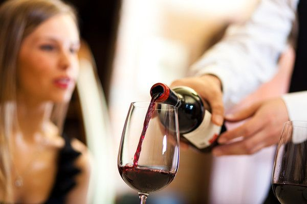 Tmx 1480948338420 600x6001415123807491 Bigstock Waiter Pouring Red W Baltimore, MD wedding catering