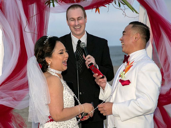 Tmx 1515781017 540035c1a4b9517e 1515781016 7a059c462435d8d1 1515781016723 1 Tran   Japlit Los Angeles, California wedding officiant