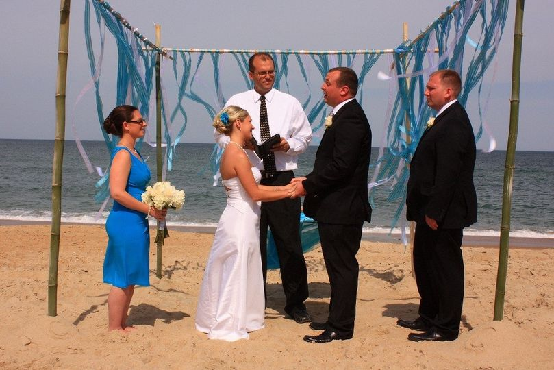 Write your own vows or use a traditional vow exchange - it's up to you!  Thanks to Artz Music &...