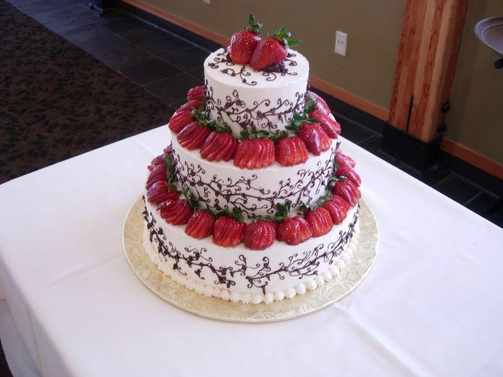 Tmx 1395642716372 Raindrop001 Port Angeles wedding cake