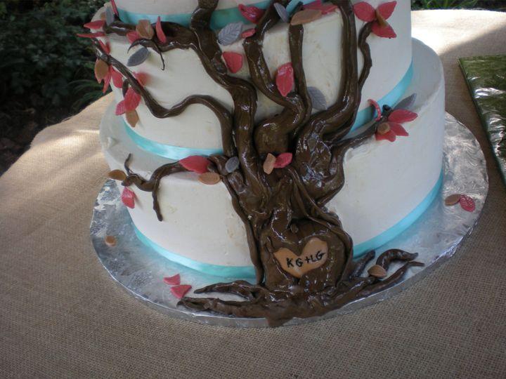Tmx 1395642755013 Raindrop001 Port Angeles wedding cake