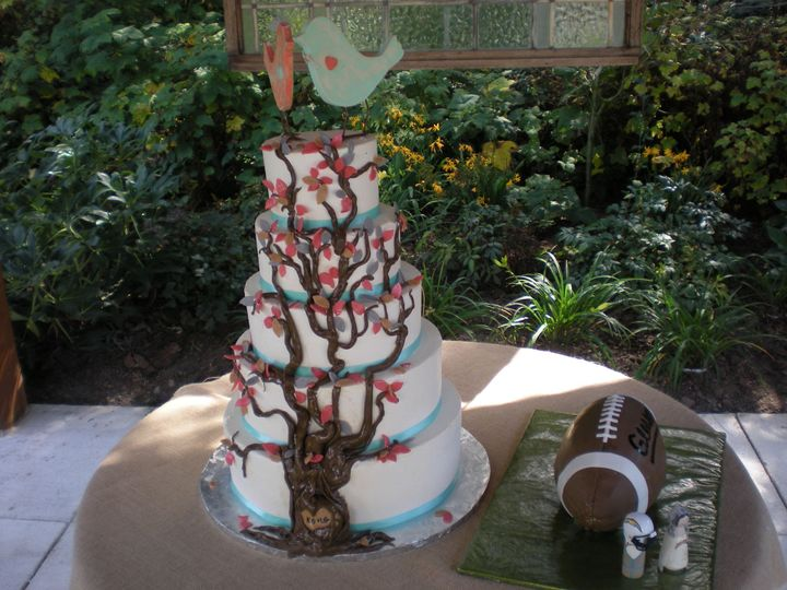 Tmx 1395642804846 Raindrop001 Port Angeles wedding cake