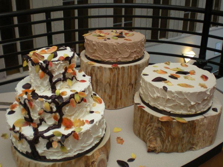 Tmx 1395642829571 Raindrop002 Port Angeles wedding cake