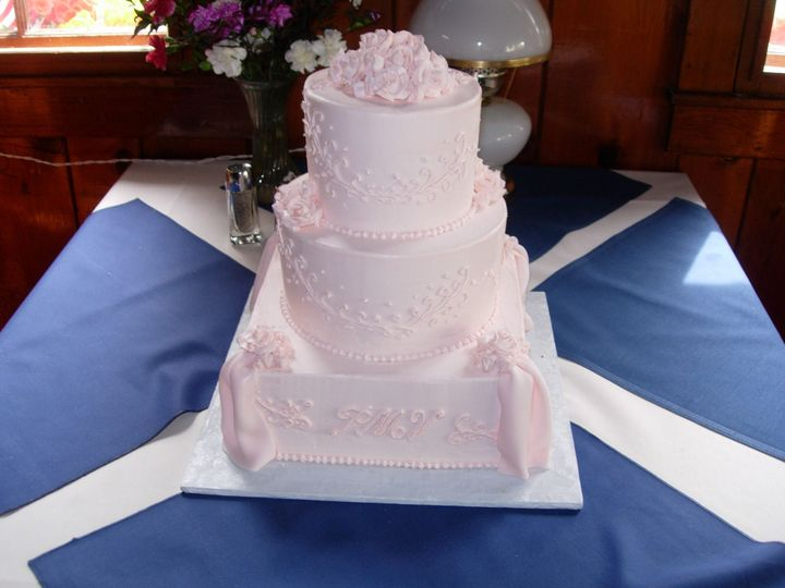 Tmx 1395642855838 Raindrop002 Port Angeles wedding cake