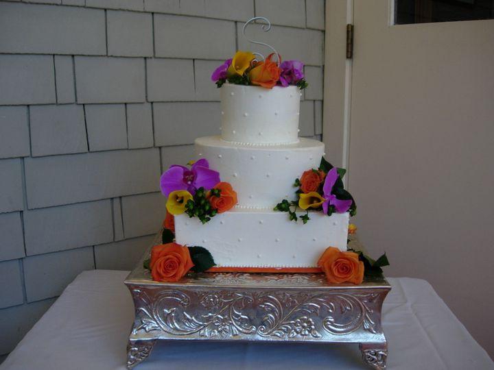 Tmx 1395643642769 Raindrop002 Port Angeles wedding cake