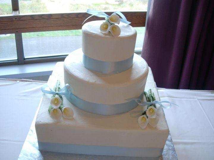 Tmx 1395643653325 Raindrop002 Port Angeles wedding cake