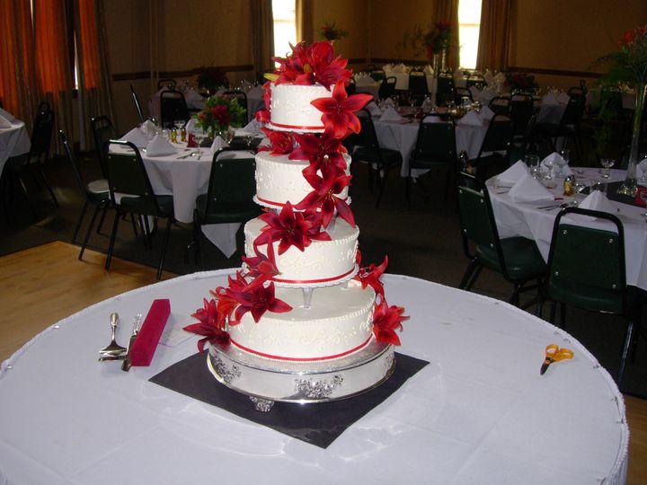 Tmx 1395643703574 Raindrop003 Port Angeles wedding cake