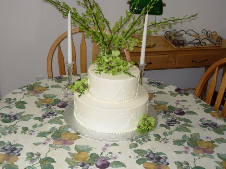 Tmx 1395643967626 Raindrop005 Port Angeles wedding cake
