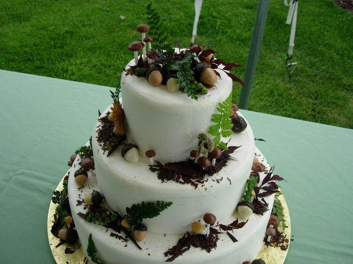 Tmx 1395644042140 Raindrop005 Port Angeles wedding cake