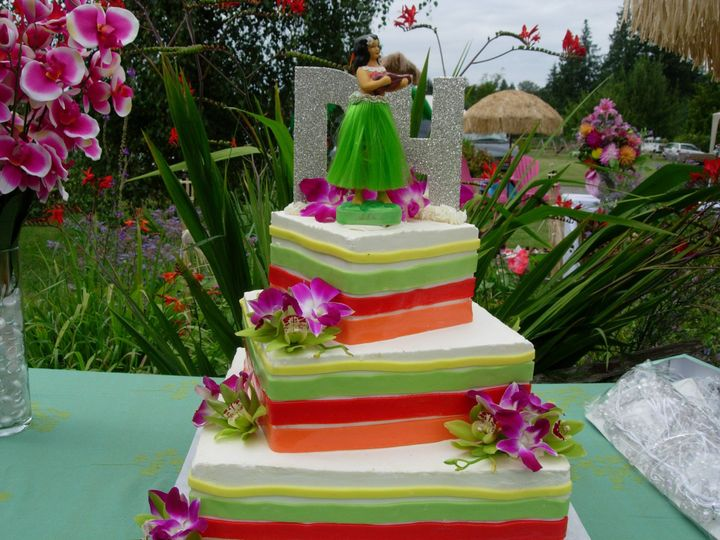 Tmx 1395644056828 Raindrop005 Port Angeles wedding cake