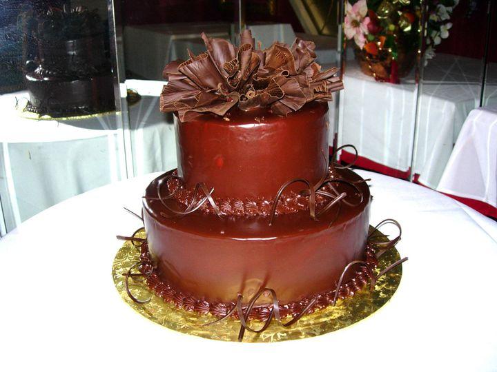 Tmx 1395644084419 Raindrop006 Port Angeles wedding cake