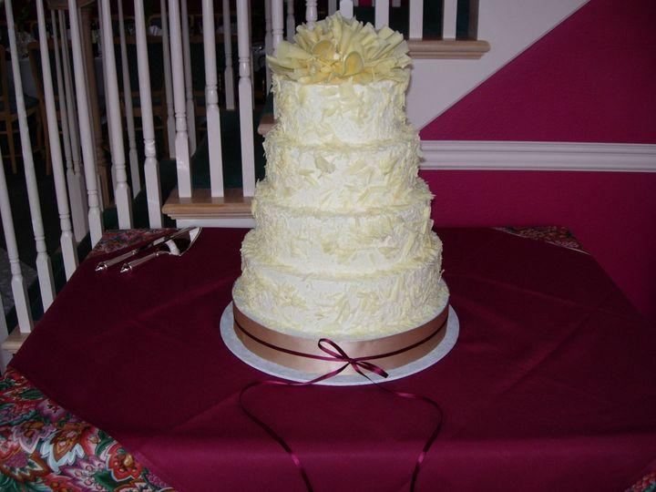Tmx 1395644111268 Raindrop006 Port Angeles wedding cake