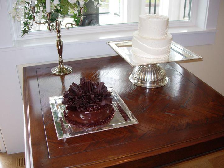 Tmx 1395644123806 Raindrop006 Port Angeles wedding cake