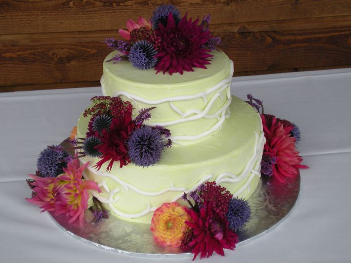 Tmx 1395644196274 Raindrop007 Port Angeles wedding cake
