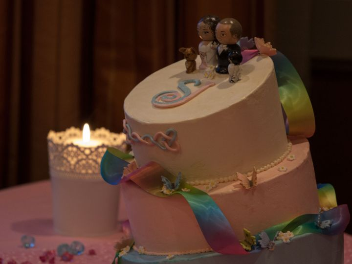 Tmx 1395644253490 Raindrop007 Port Angeles wedding cake