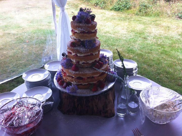 Tmx 1395644412686 Raindrop008 Port Angeles wedding cake