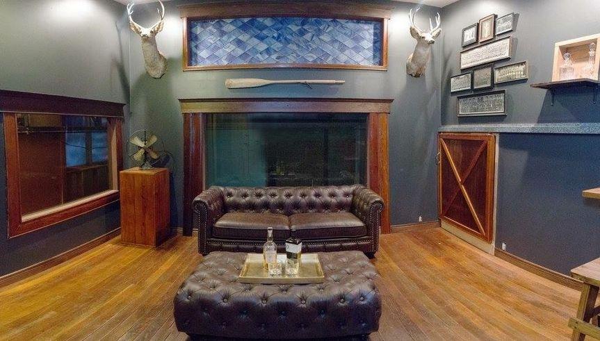 Groom's suite