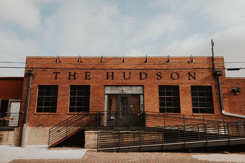The Hudson Venue Wichita Ks Weddingwire