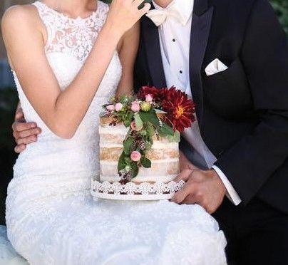 Tmx 1528995187 7f9e697c32745401 Bride Groom 2  2  West Lebanon wedding dress