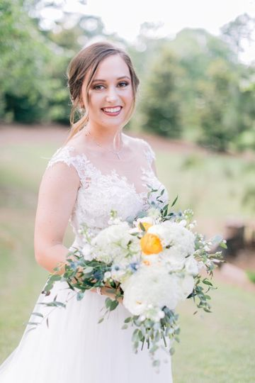 Bremen, GA Wedding