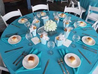 Wedding Reception at Siesta