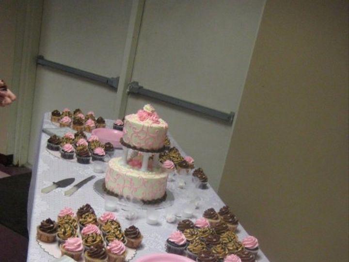 Tmx 1341579140619 Cupcake9 Lewisberry wedding cake