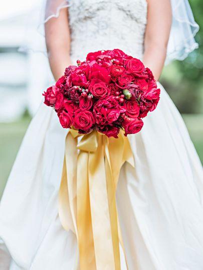 Bouquet detail