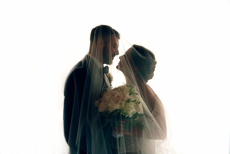 Wedding at The Trolley Barn
