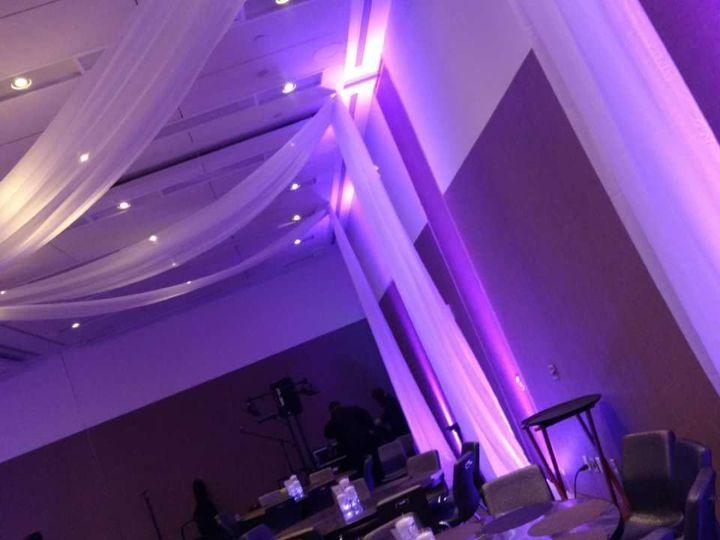 Tmx 1538154903 009c79f486b799db 1538154902 3efa7d52acf2342b 1538154902073 23 Ceiling Swag Purp North Chelmsford, MA wedding eventproduction