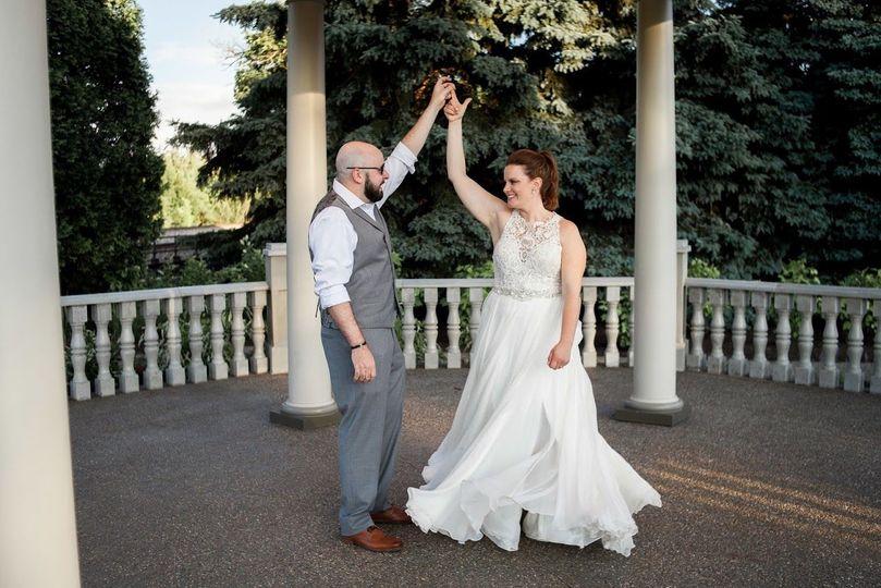 Dancing in the Belvedere