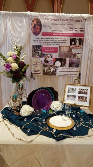 chocolate infusion 2016 display booth 2
