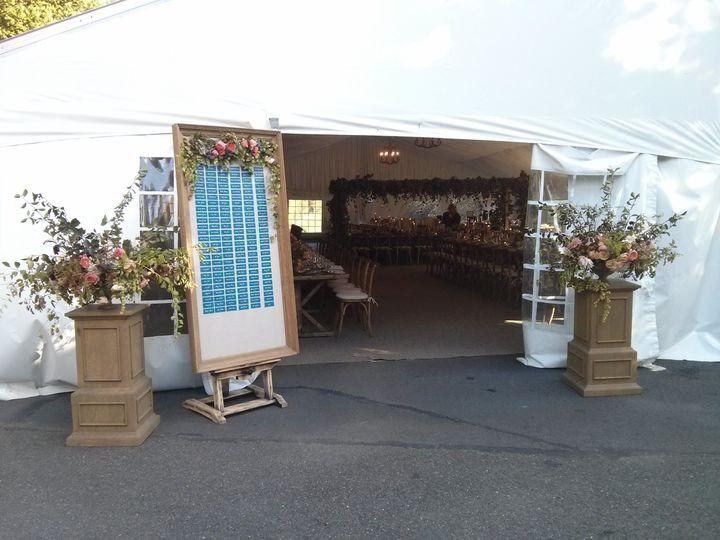 Entrance to venue