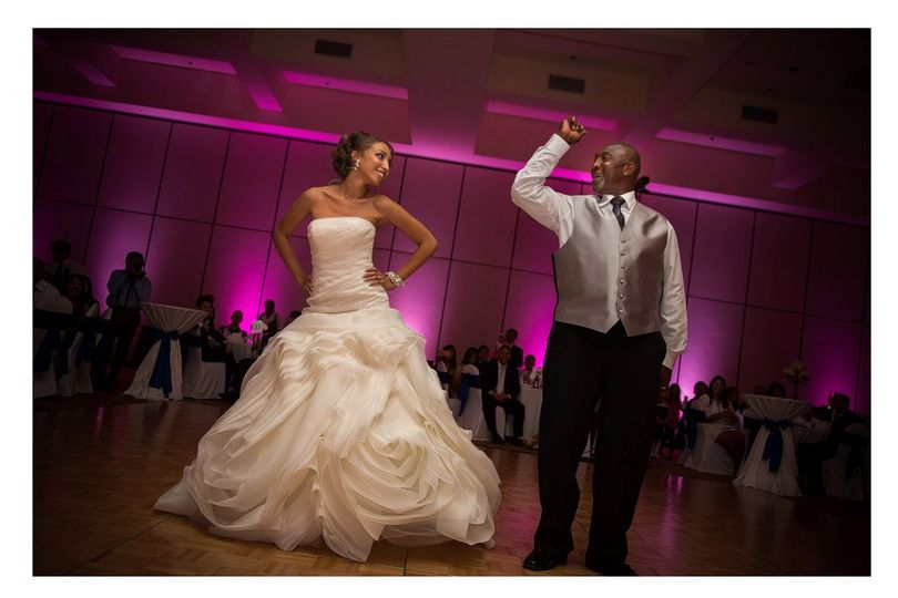 Dancing couple Thanks to Grant Deb Photographers who captured Kristen's Father/Daughter Dance with...
