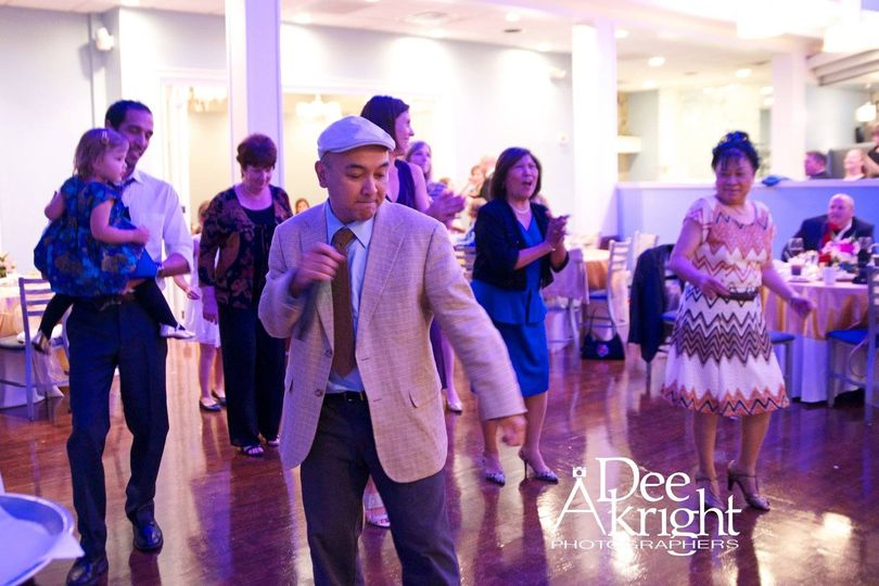 Thank you Dee Akright for taking this action shot from the Rivera Anniversary event