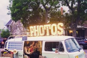 The ShutterBus VW Photo Booth Bus