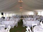 Tmx 1308162822322 40x120GableTentWeddingLinerwithGoldChandeliers Mount Dora wedding rental